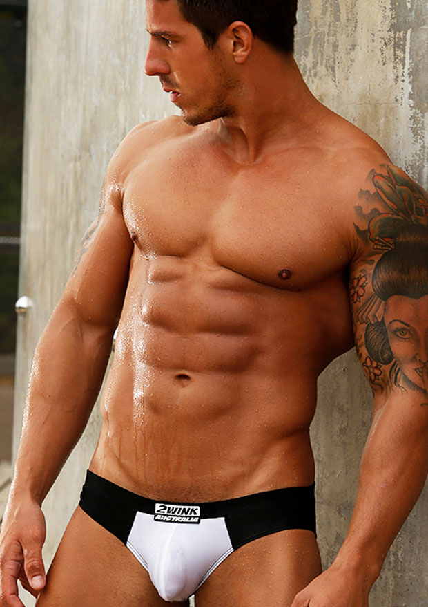 Just Add Water See Through 2wink H2o Swim Brief The