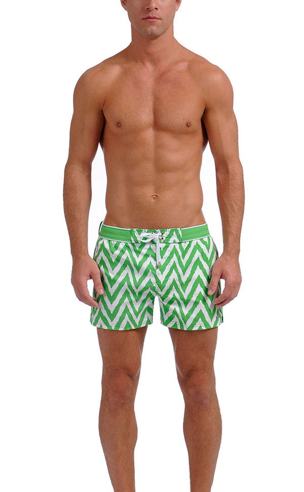 2xist Herringbone Board Shorts