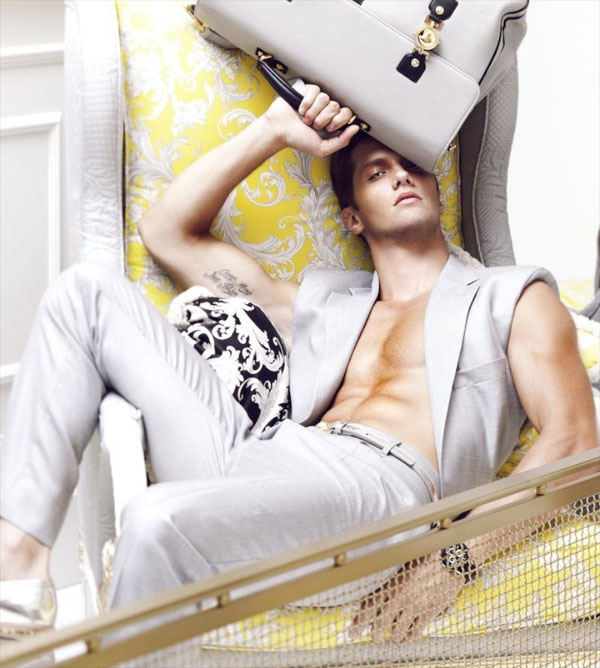 New Versace Campaign 6