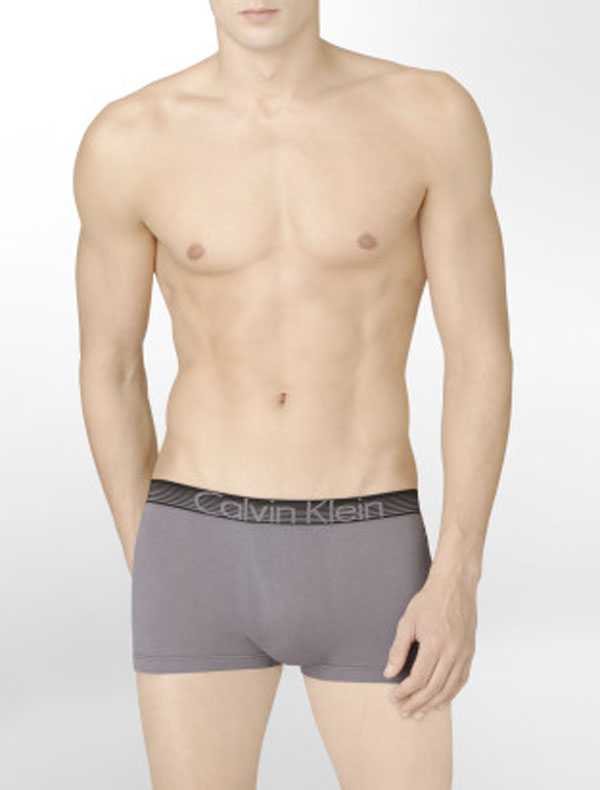 Calvin Klein Underwear Concept Cotton Grey
