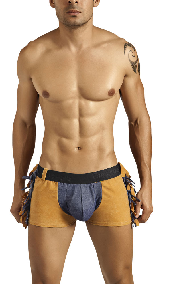 Halloween Costume Ideas: Candyman Cowboy Boxer Brief 9675