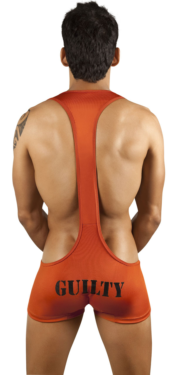 Halloween Costume Ideas: Candyman Jailer Singlet 9643