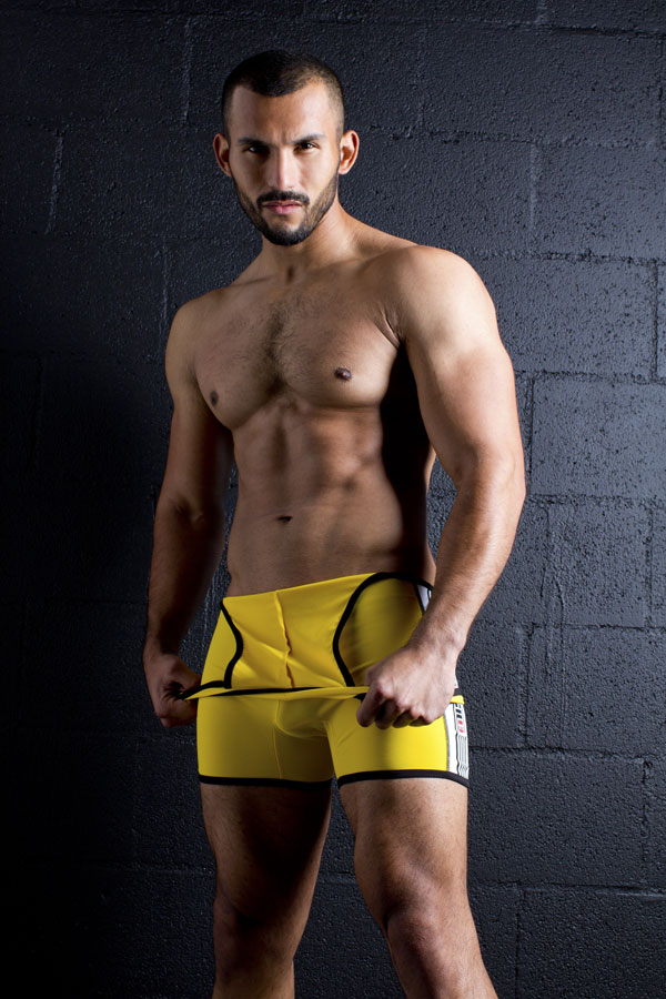 Cellblock-13-Singlet-Yellow