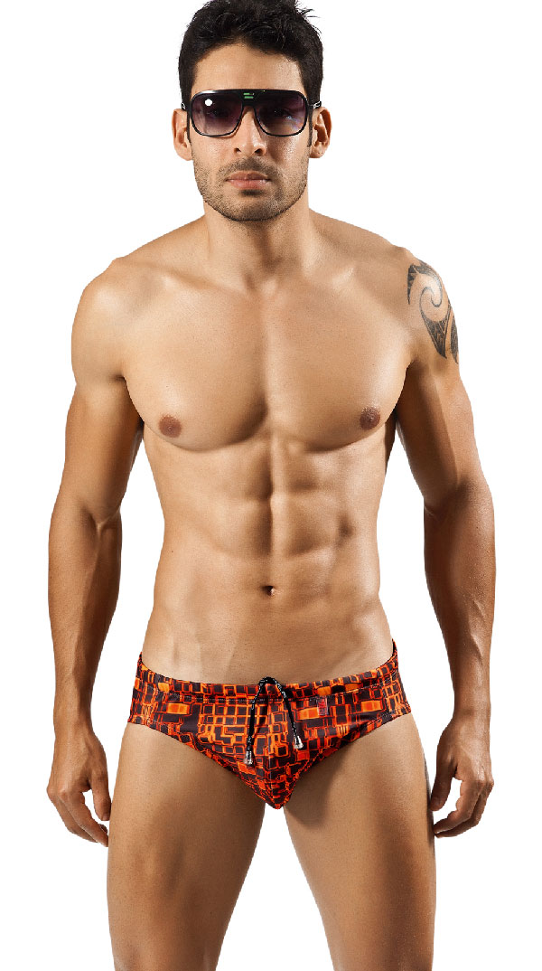 Clever Moda Swim Brief Borneo 0555