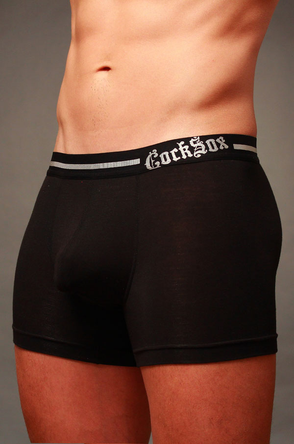 Cocksox Backstage Collection Boxer Black
