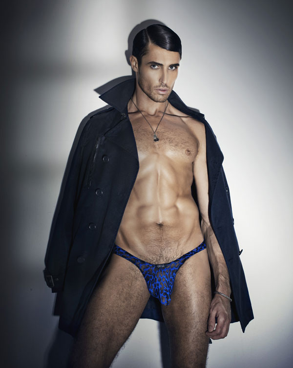 Gregg Homme Fall Collection Appeal Thong