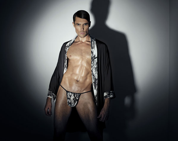 Gregg Homme Fall Collection Musk Thong