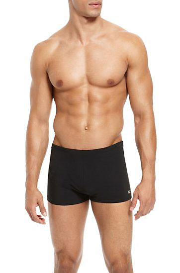 Hugo Boss Swim Trunk Black