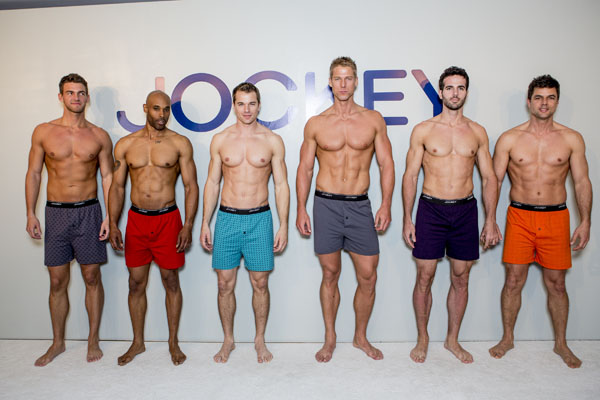 Jockey Fall Collection Boxer Briefs Stone Colors