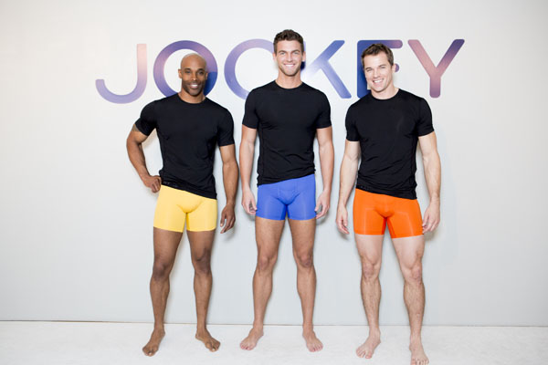 Jockey Fall Collection Athletic Tops Black