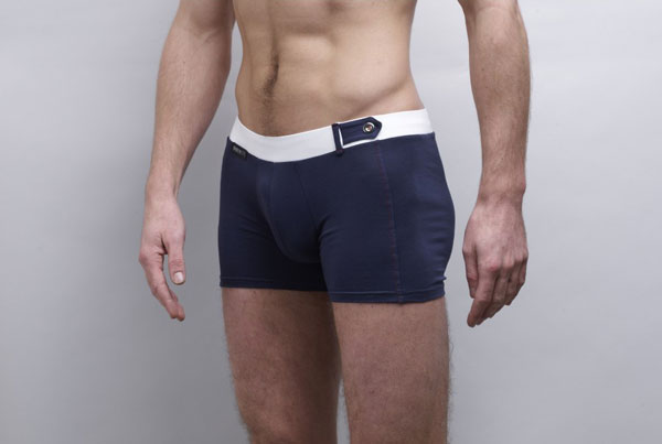 Les Insurges Dandy Rock Trunk Blue