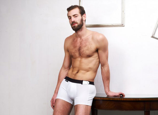 Les Insurges Dandy Rock Trunk White