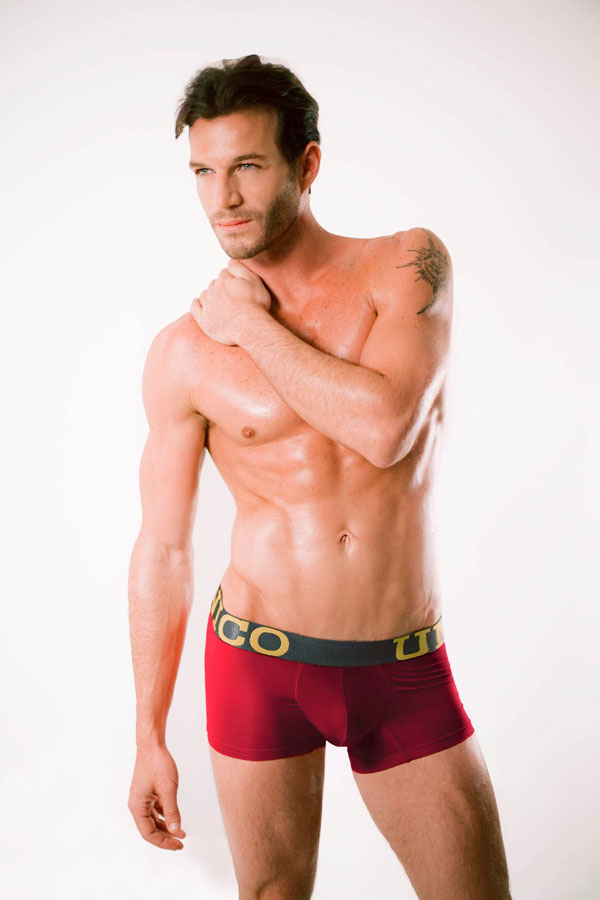 Mundo Unico Caldera Boxer Brief Red