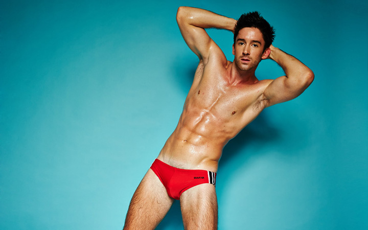 Quarter Homme Swimwear Photos Image