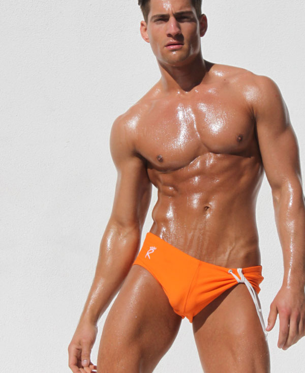 Rufskin Catalan Swim Trunk