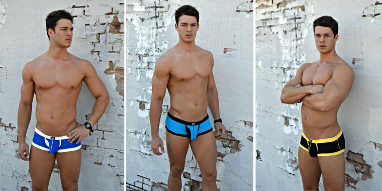 Andrew Christian Almost Naked Action Boxer