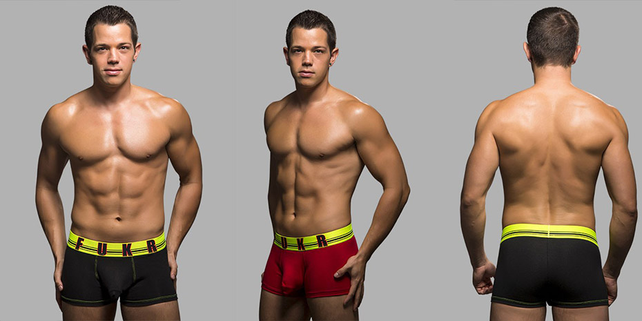 Andrew Christian FUKR Collection 12345