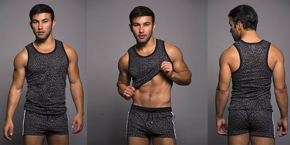 Andrew Christian Vicious Collection 1