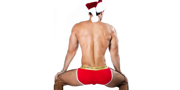 andrew christian limited edition nanofit holiday teaser brief