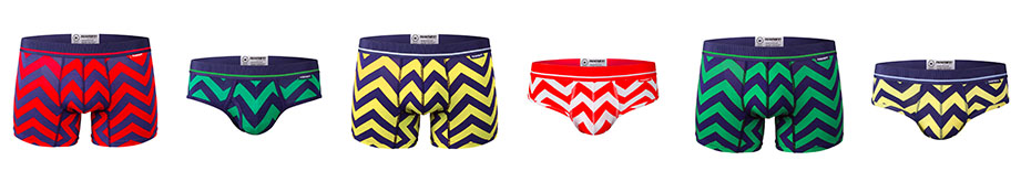 Mosmann Striped Underwear 2
