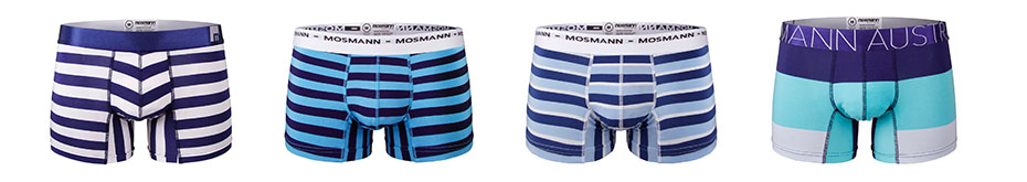 Mosmann Striped Underwear 3