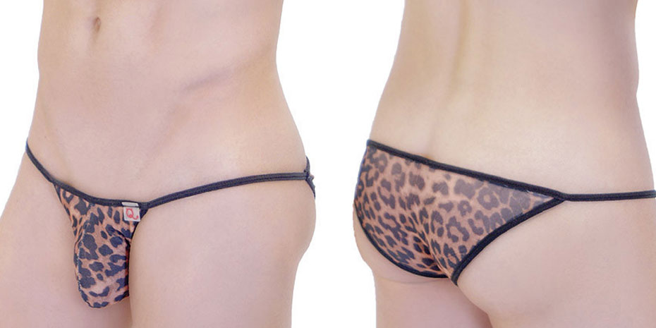 Petit Q Lace And Leopard Collection