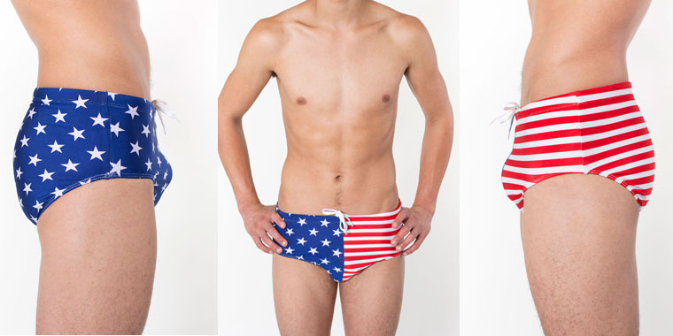 American Apparel Stars and Stripes