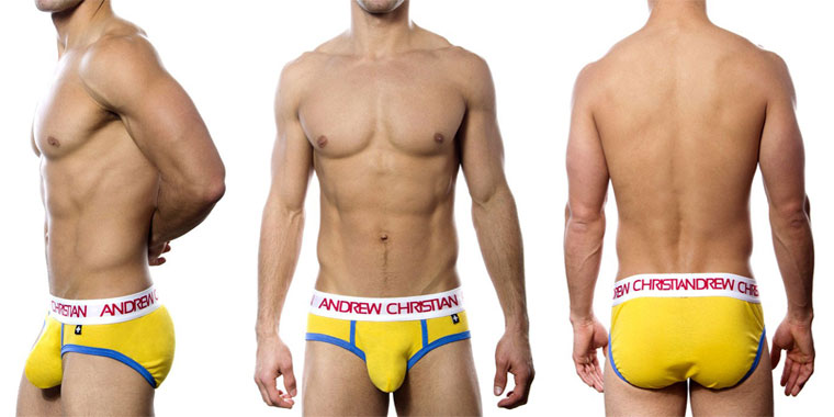 Andrew Christian Almost Naked Sports Brief