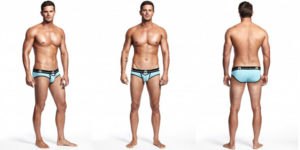 Alpha Omega sling brief