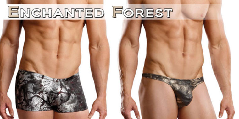 male power enchanted forest