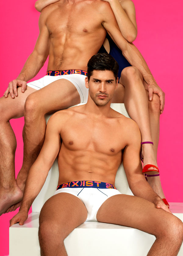 2xist Underwear Vivid Collection Trunk