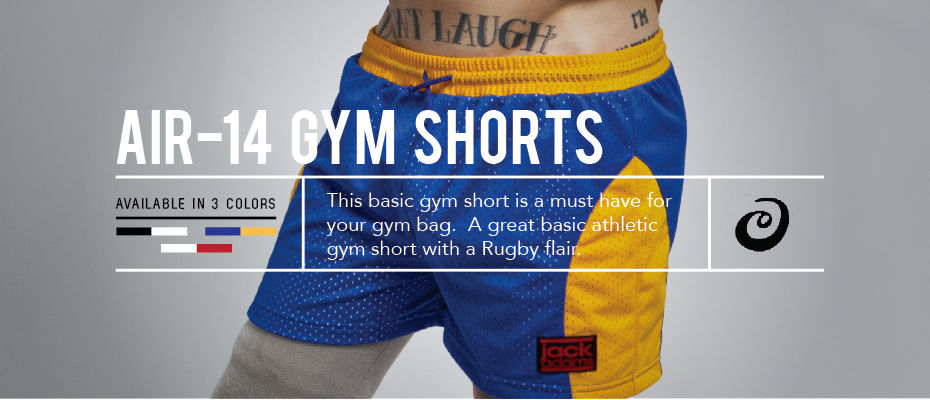 Jack Adams Air-14 Gym Shorts