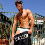 Marshall Perrin in Garcon Model Swimwear