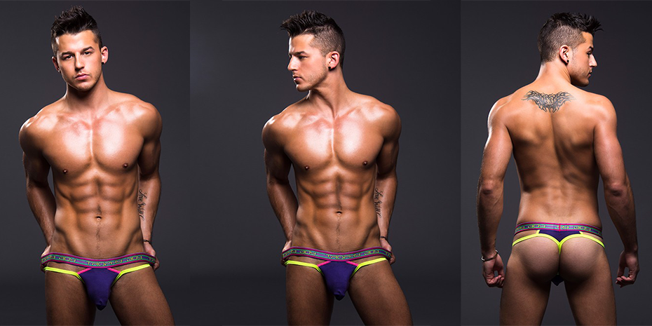 Andrew Christian Trophy Boy Boxer