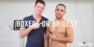 Boxers Or Briefs: DanielXMiller