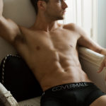 Colby Melvin Cover Male Patrick Mark Seated