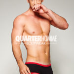Quarter Homme Lined Hipster Campaign 18