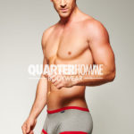 Quarter Homme Lined Hipster Campaign 16