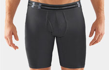 Under Armour underwear graphite boxer brief