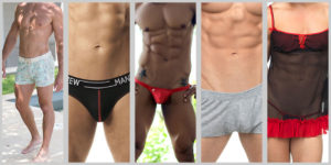 Men's Underwear: October 14th, 2015