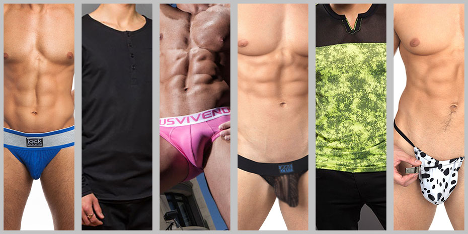 Men's Underwear: September 16th