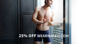 Naked Holiday Sale