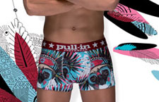 Pull-In Party Time Shorty Trunk IMAGE