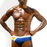 Rufskin's Carmel ($23) low-cut brief