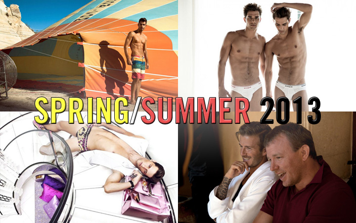 Spring/Summer 2013 Campaigns