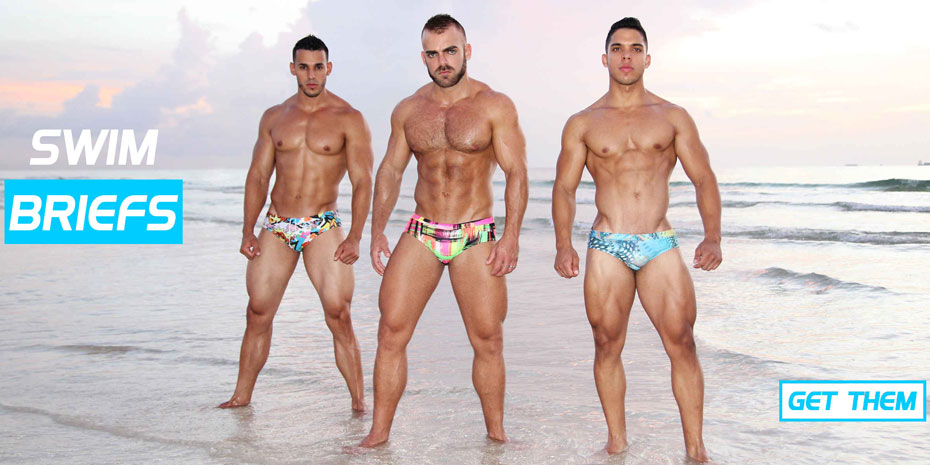BaNG! 2015 Swim Briefs
