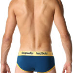 CheapUndies Golden Luxe Brief