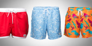 Frank Dandy Swim Shorts