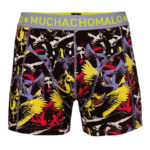 These Muchachomalo Print Shorts feature fun eagles and contrasting colors (24.95 Euros)