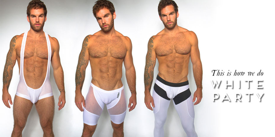 N2N's White Party Collection